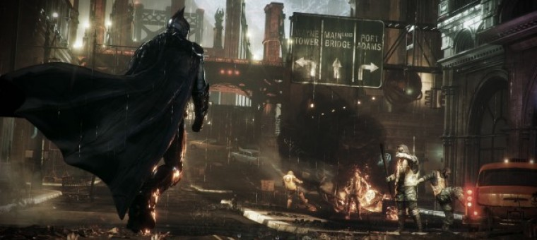 PC-версию BATMAN: ARKHAM KNIGHT сняли с продаж